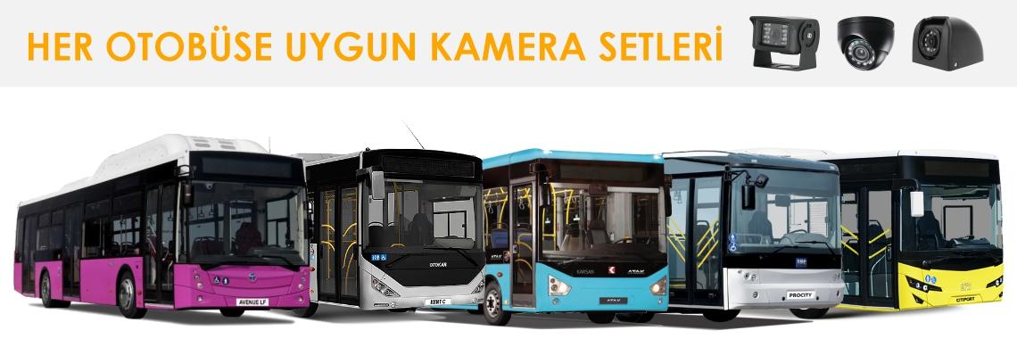 Otobüs Kamera Seti