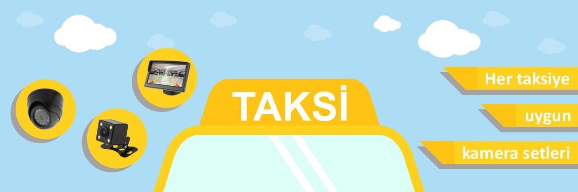 Taksi Kamera Seti