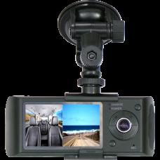 DG-300 Çift Kameralı GPS Özellikli Araç Kayıt Cihazı