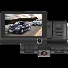 DG-400 3 Kameralı Geri Görüş Özellikli Araç Kayıt Cihazı
