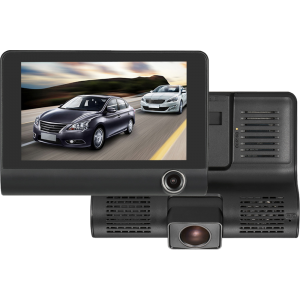 DG-402 2Kameralı Geri Görüş Özellikli Araç Kayıt Cihazı