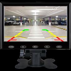 DG-766 HDMI/VGA/RCA Video Girişli 7 Inch Araç Monitorü
